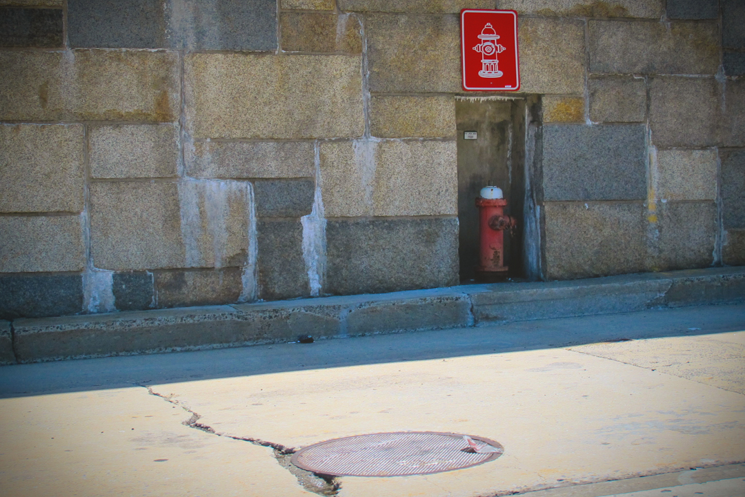 Lincoln Tunnel Hydrant