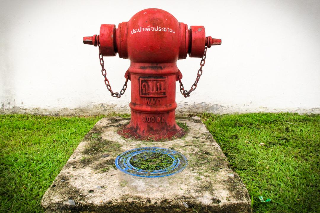 Grand Palace Hydrant, Bangkok