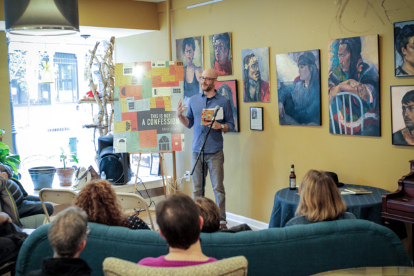 Olimpio Book Party, Short Stories, May 2016