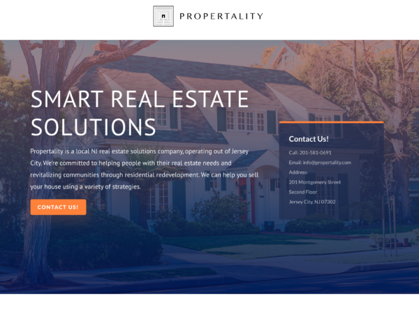 Project: Propertality